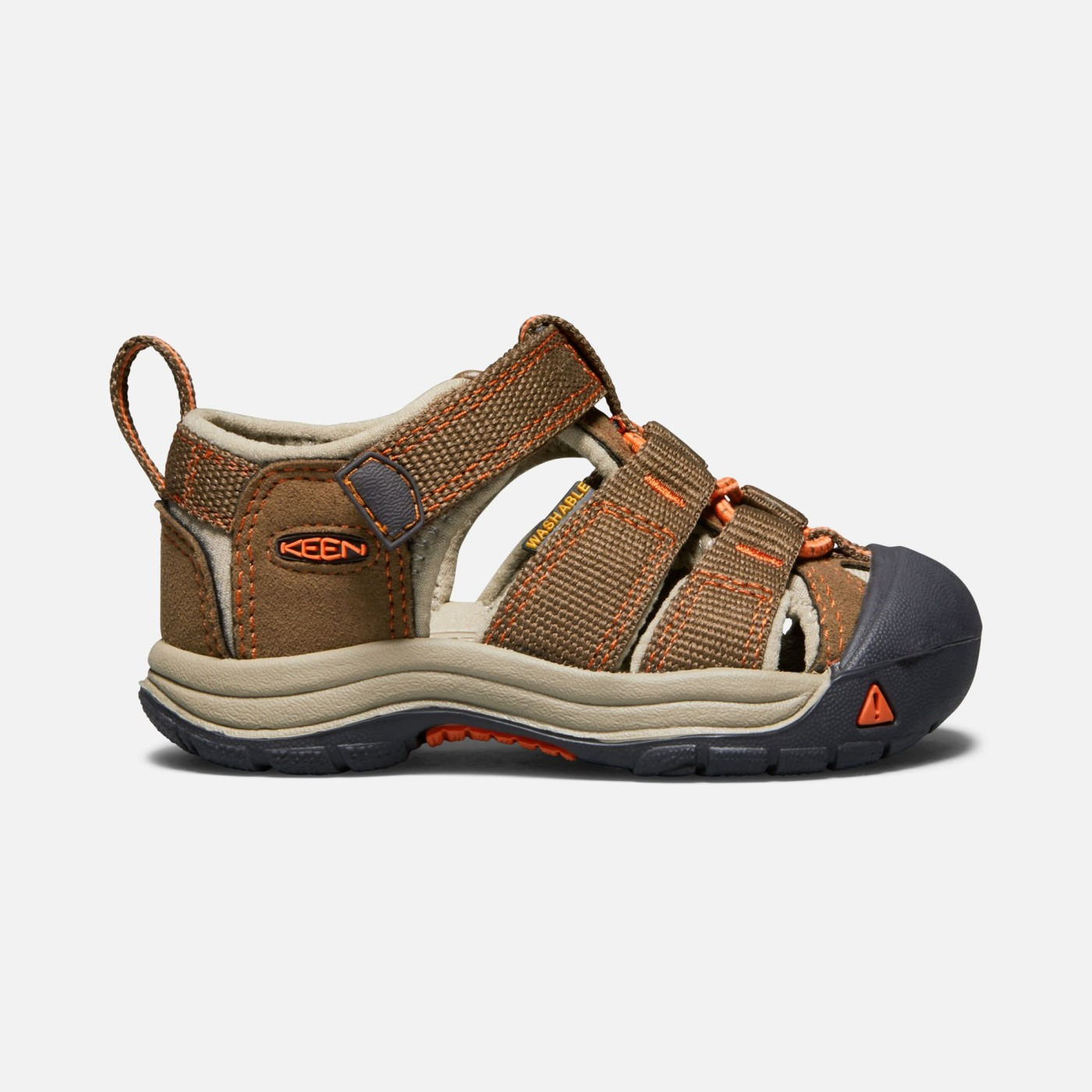 21b6cf36c4b2f Keen Newport H2 Dark Earth Spicy Orange - us