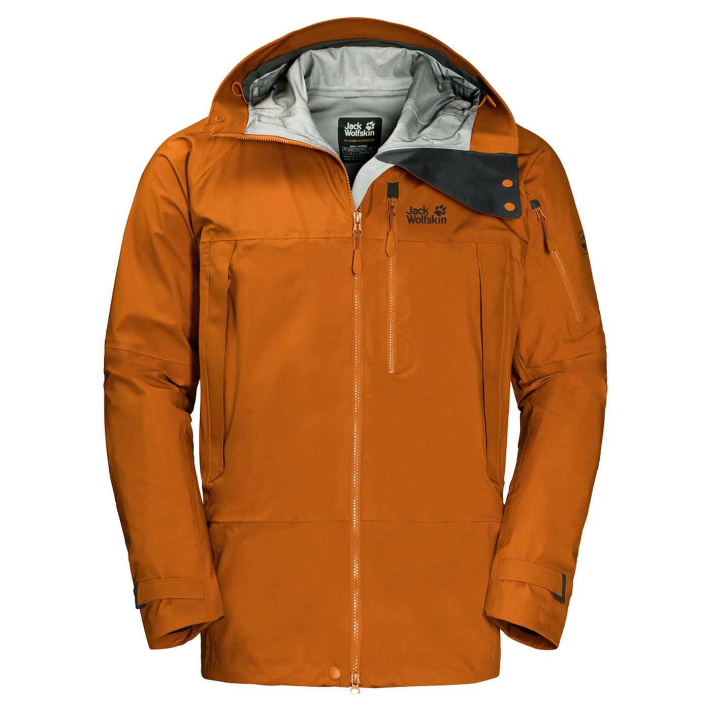 Jack Wolfskin Men's The Humboldt Jacket