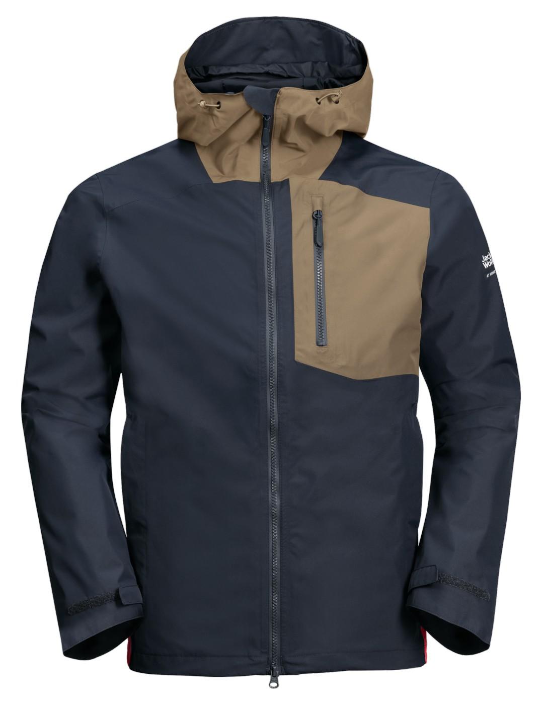 Jack Wolfskin 365 Twentyfourseven Jacket M night blue peak