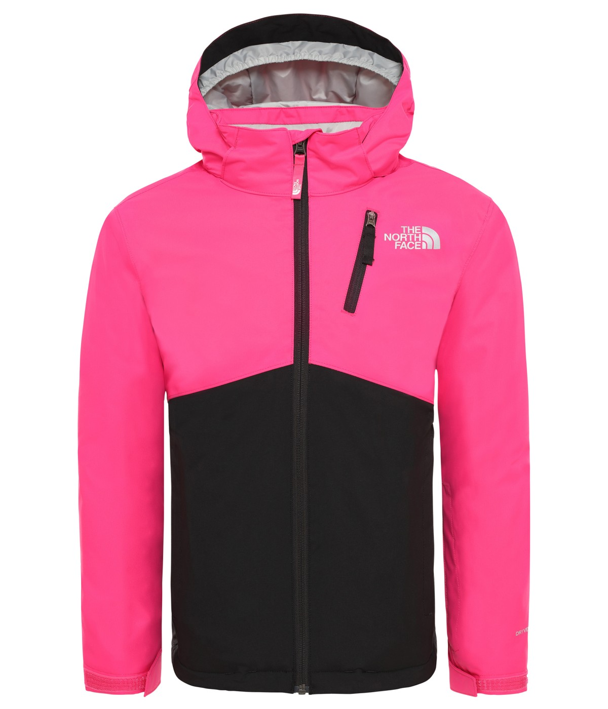 The North Face Youth Snowquest Plus Jacket MR. PINK ch_de