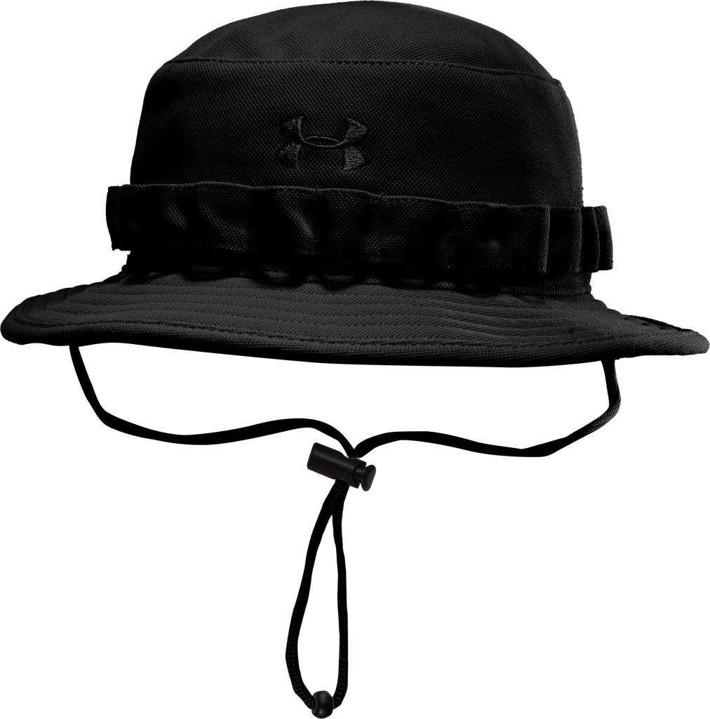 b9d93ee077474 Under Armour UA Tactical Bucket Hat Black - ie