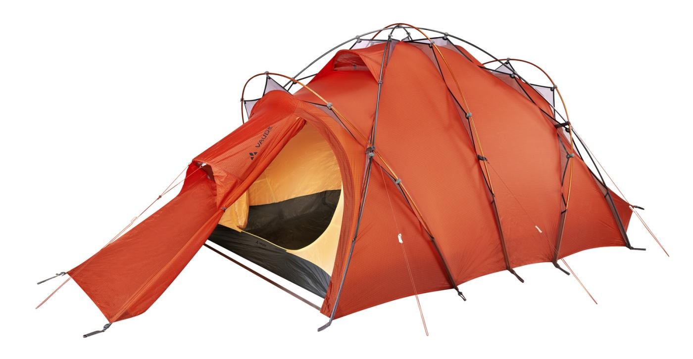 VAUDE Power Sphaerio 3P - orange - Zelte