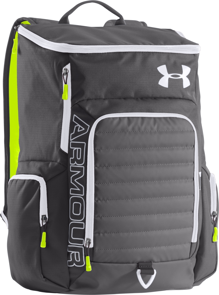 339ac0d0d1 Under Armour UA VX2-Undeniable Backpack Graphite High-Vis Yellow White-