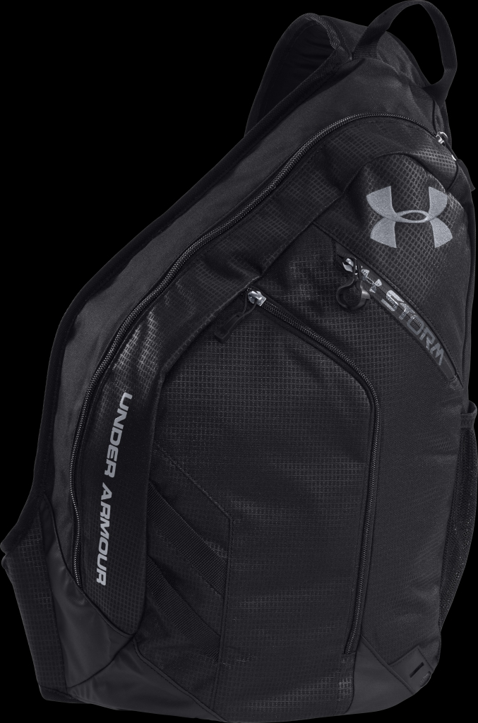 80fde3103726 Under Armour UA Compel Storm Sling Pack Black Steel - us