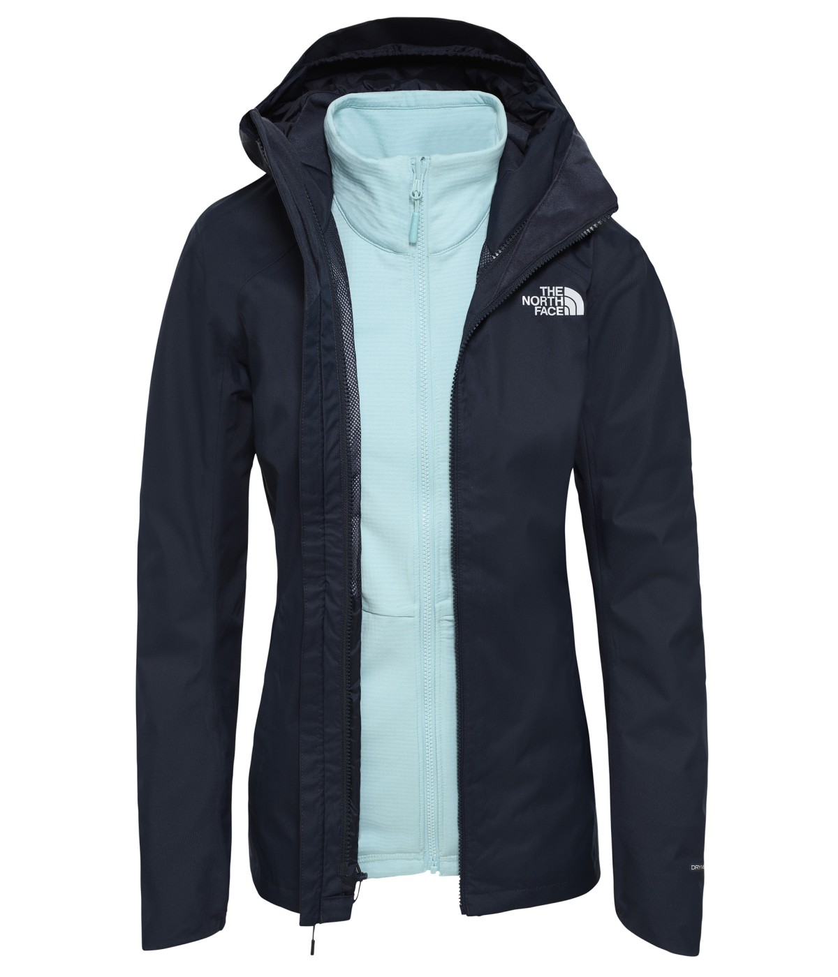 Women's Quest Zip In Triclimate® Jacket