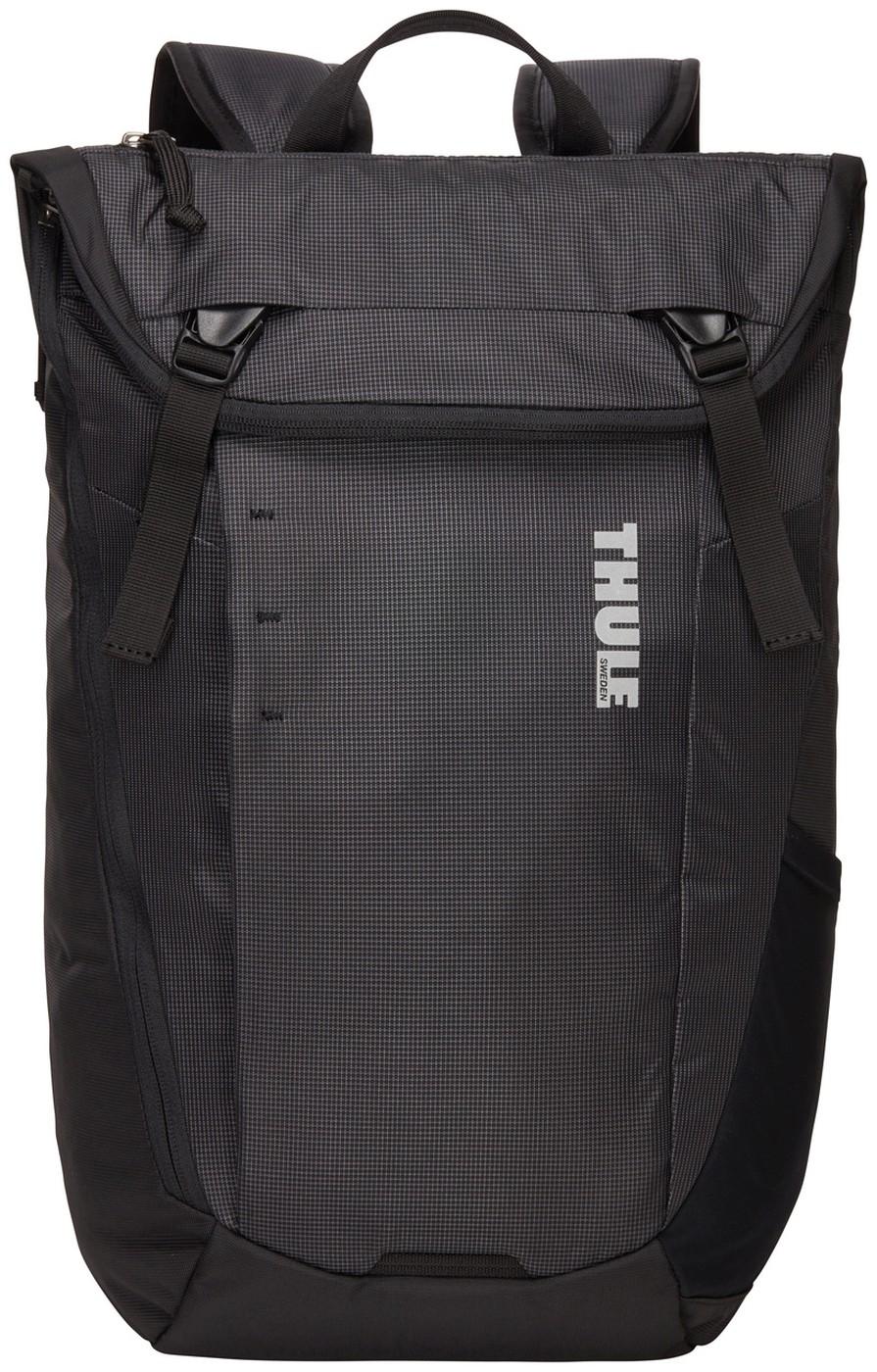 THULE EnRoute Backpack 20L - Black - Laptop Rucksäcke