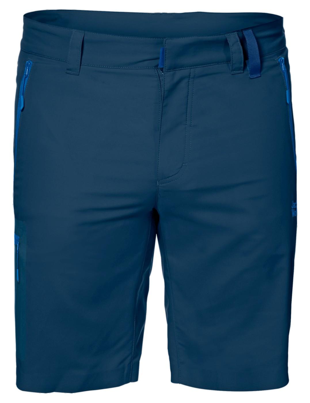 Jack Wolfskin Active Track Shorts Men poseidon blue au