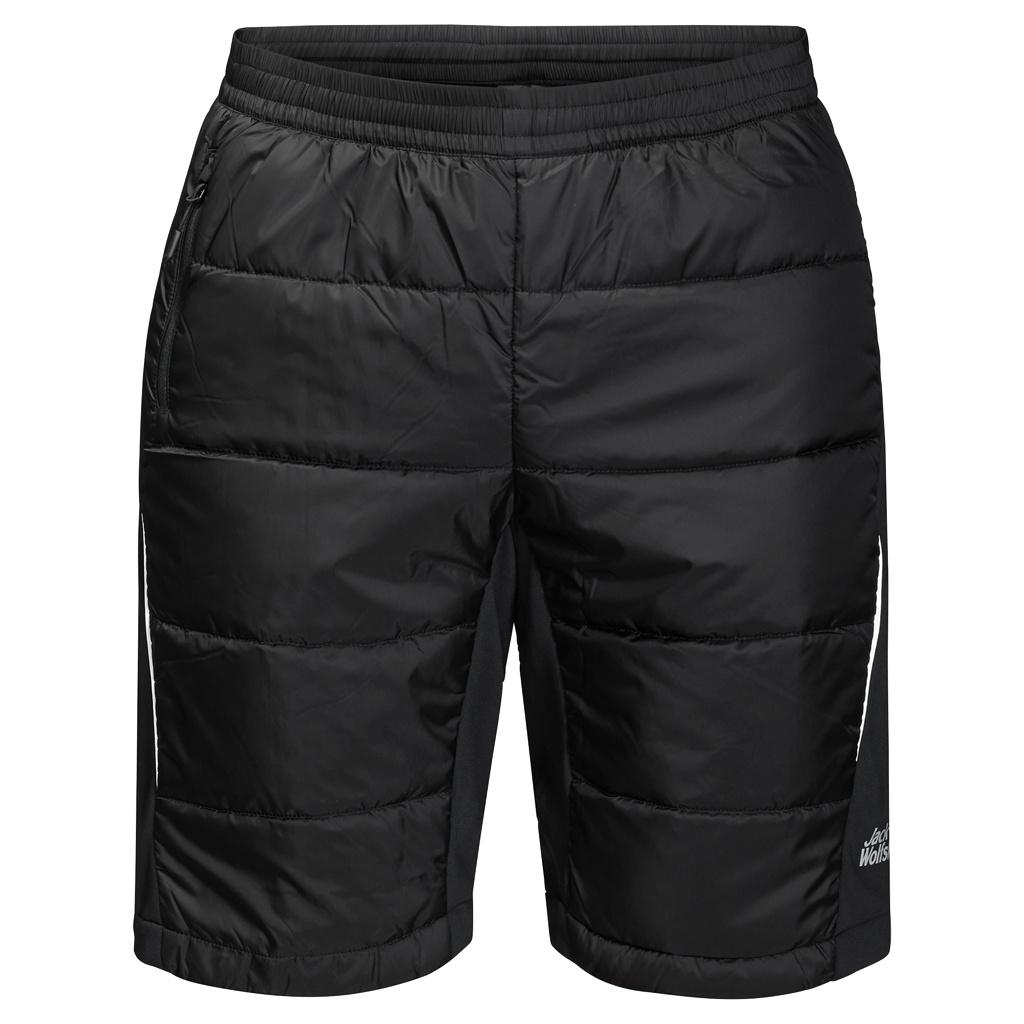Jack Wolfskin Atmosphere Shorts Men - black - Kurzehosen 52