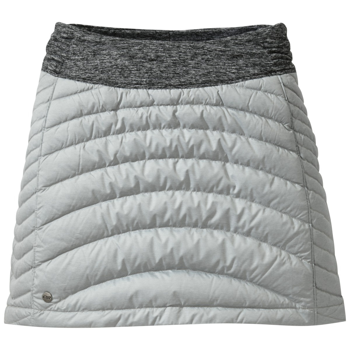 Outdoor Research OR Women's Plaza Skirt - alloy/black - Röcke S