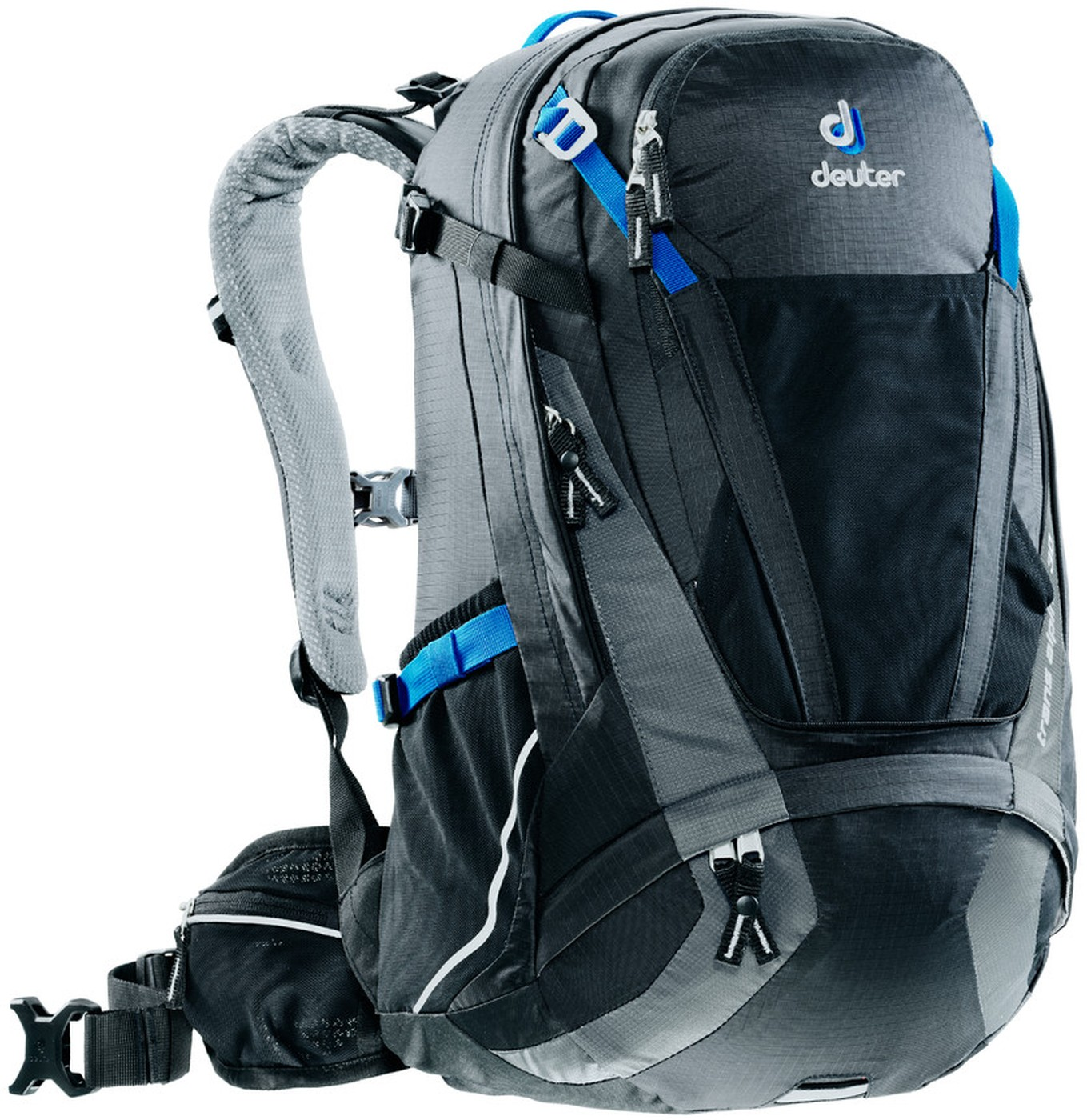 Deuter Trans Alpine 30 black graphite ca