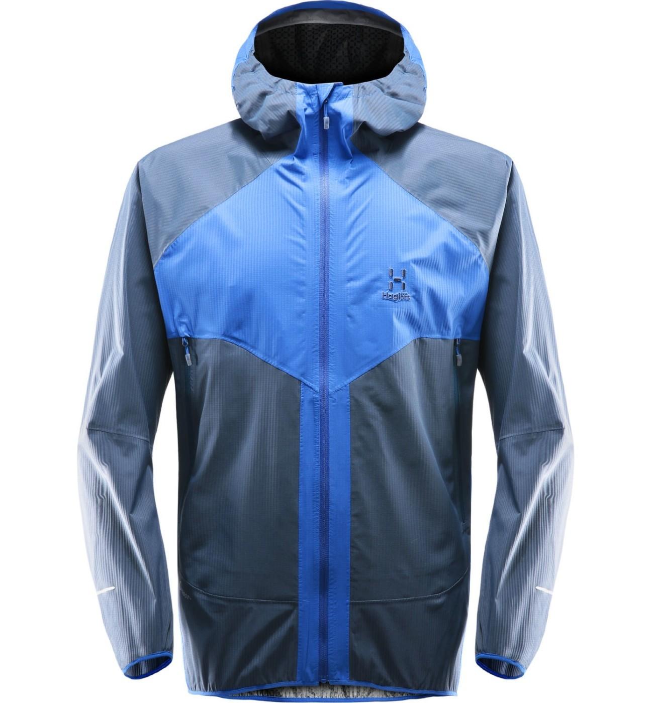 Haglofs L.I.M Proof Multi Jacket Men Cobalt bluetarn blue us