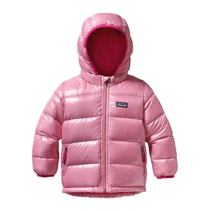 a545c11f1 Patagonia Baby Hi-Loft Down Sweater Bunting Rosy Posy Pink - en
