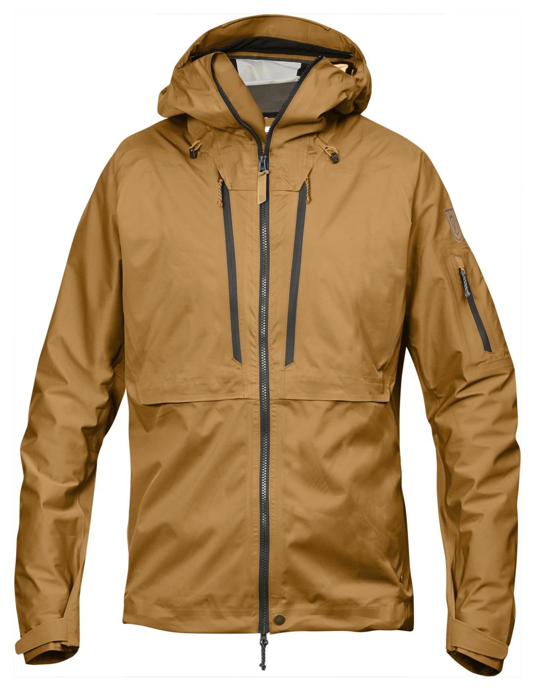 0a24e91b2 FjallRaven Keb Eco-Shell Jacket M Acorn - en