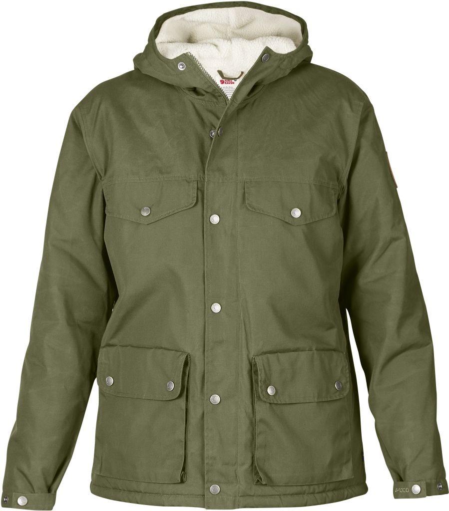 8acc8c0c835 FjallRaven Greenland Winter Jacket W. Green - us