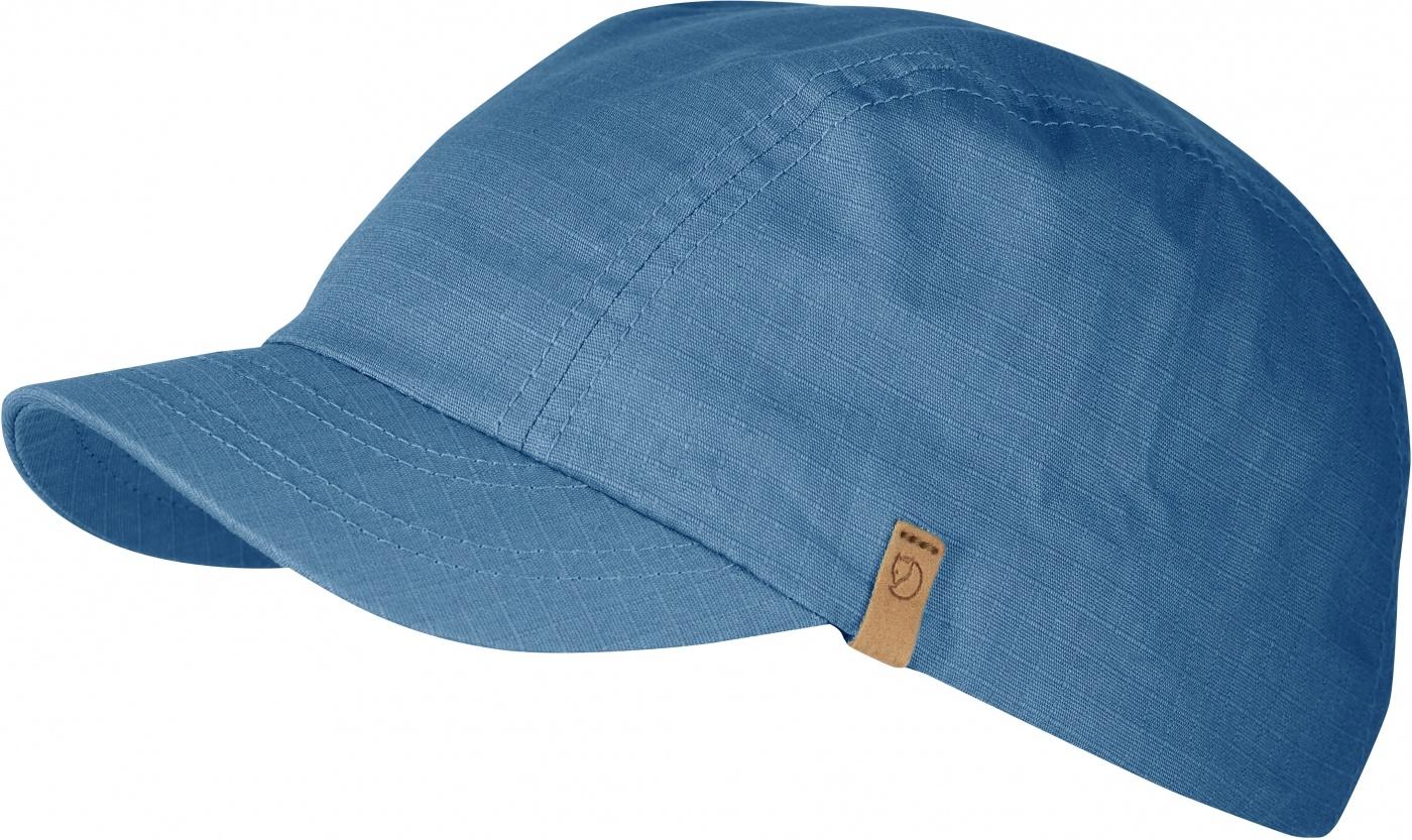 cbea7e0340916 FjallRaven Abisko Pack Cap Azure Blue - en