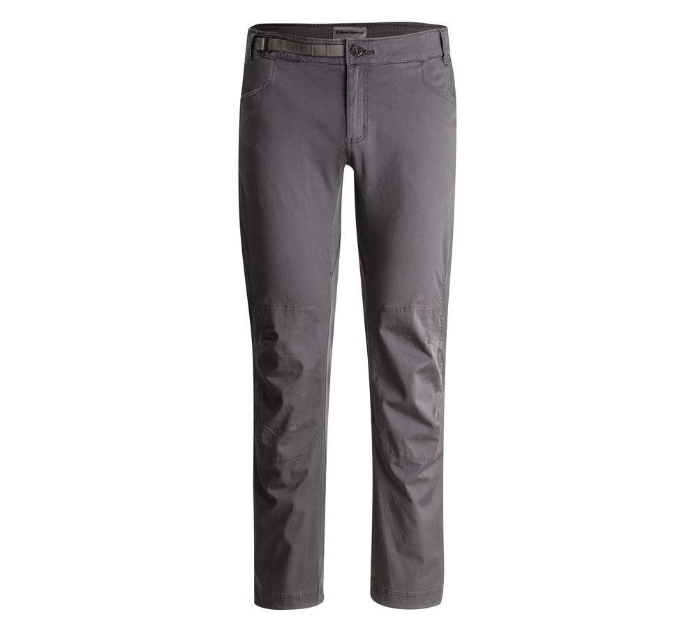 1c49e30b5051ee Black Diamond M Credo Pants - Slate - Reisehosen 32