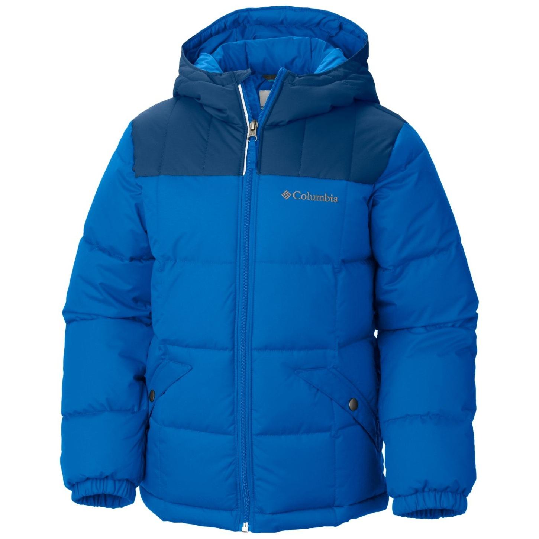 663d950d7 Columbia Boys' Gyroslope Jacket Super Blue - ca