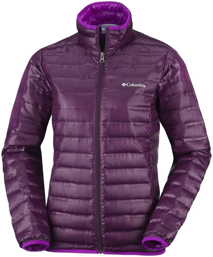 31e54cb04 Columbia Women's Flash Forward Down Jacket Purple Dahlia - Bright ...