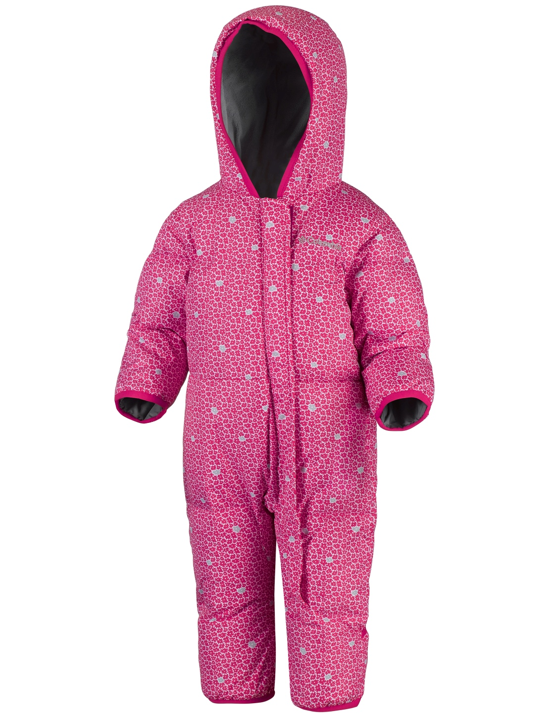 feed4f7aa Columbia Toddlers' Snuggly Bunny Bunting Suit Punch Pink Floral - au