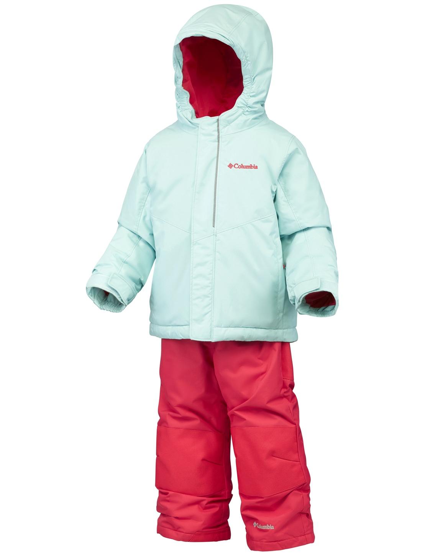 Columbia Columbia Schneekombination Buga für Jungen - Spray - Winter Pants 18/2