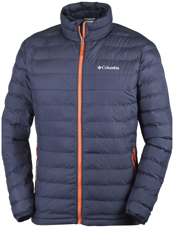 Columbia Men/'s Water-Resistant Hooded Lightweight Jacket