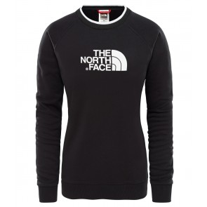The North Face Women's Redbox Long-Sleeve T-Shirt TNF BLACK-20