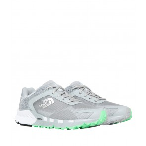 The North Face Women's Flight Series Trinity Running Shoes HIGH RISE GREY/TNF WHITE-20