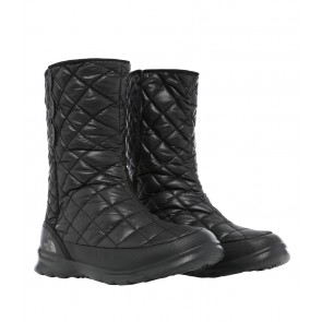 The North Face Women's Thermoball Button-Up Boots TNF BLACK/TITANIUM-20