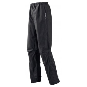 VAUDE Men's Fluid Pants II black-20