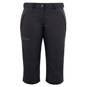 VAUDE Women's Farley Stretch Capri II black-20