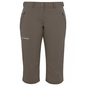 VAUDE Women's Farley Stretch Capri II coconut-20