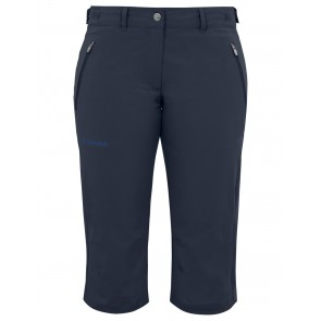VAUDE Women's Farley Stretch Capri II eclipse-20