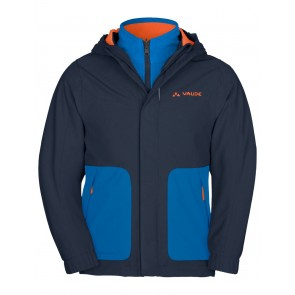 VAUDE Kids Campfire 3in1 Jacket IV eclipse uni-20