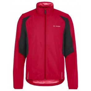 VAUDE Men's Dundee Classic ZO Jacket indian red-20