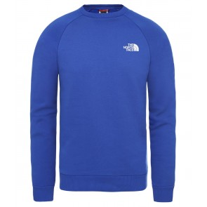 The North Face Men's Raglan Redbox T-Shirt TNF BLUE-20