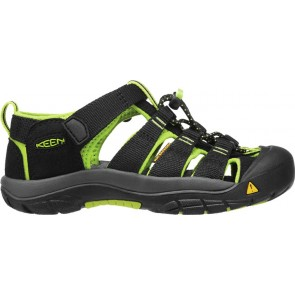 Keen Newport H2 Y Black/Lime Green-20