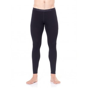 Icebreaker Mens 260 Tech Leggings Black-20