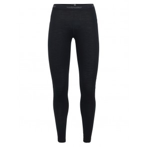 Icebreaker Wmns 200 Oasis Leggings Black-20