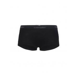 Icebreaker Wmns 175 Everyday Boy shorts Black-20
