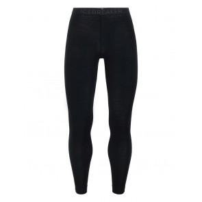 Icebreaker Mens 175 Everyday Leggings Black-20