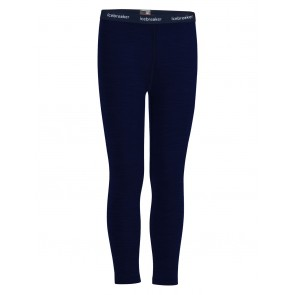 Icebreaker Kids 260 Tech Leggings Midnight Navy-20