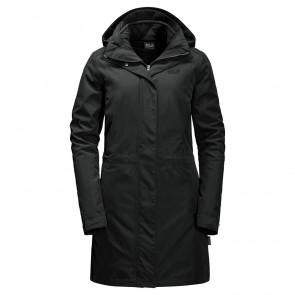 Jack Wolfskin Ottawa Coat black-20