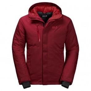 Jack Wolfskin Troposphere Jacket M dark lacquer red-20