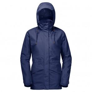 Jack Wolfskin Rochelle 3In1 Jacket W lapiz blue-20
