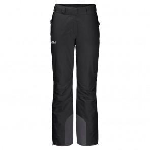 Jack Wolfskin Powder Mountain Pants W black-20
