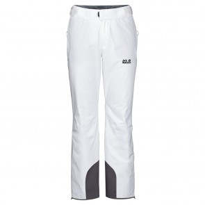 Jack Wolfskin Powder Mountain Pants M white rush-20