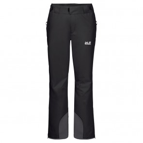 Jack Wolfskin Powder Mountain Pants M black-20
