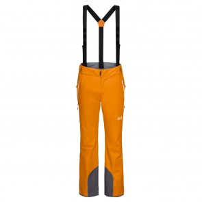 Jack Wolfskin Big White Pants M rusty orange-20