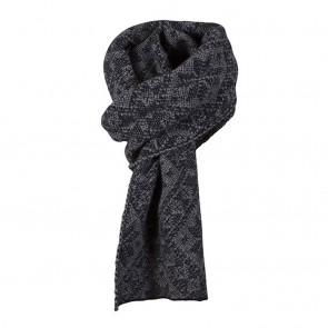 Dale of Norway Rose scarf Black / Smoke-20