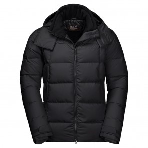 Jack Wolfskin Cold Line Jacket M black-20